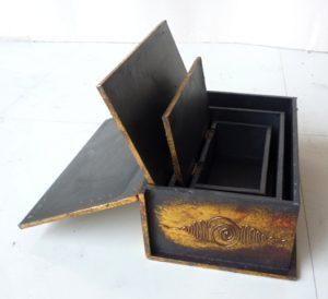BOX S-3 OPEN